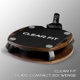Виброплатформа Clear Fit Plate Compact 201 Wenge