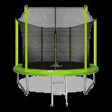 ARLAND Батут  10FT с внутренней страховочной сеткой и лестницей