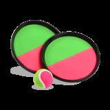 KRAFLA S-PL200 Набор игровой: тарелки-ловушки (2 шт), мяч