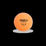 KRAFLA B-OR3000 Набор для н/т: мяч три звезды (3шт)