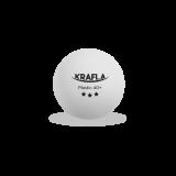 KRAFLA B-WT3000 Набор для н/т: мяч три звезды (3шт)